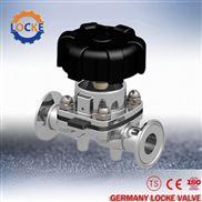 德国原装进口卫生级隔膜阀