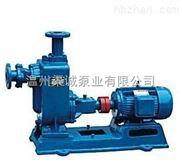 温州批发ZW型自吸式排污泵