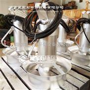 屠宰污水处理设备潜水搅拌机选型