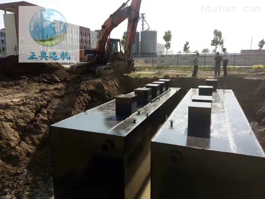 一體化污水處理設備分類-專業制造商