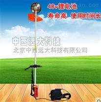 中西厂家锂电草坪机除草机库号:M362917