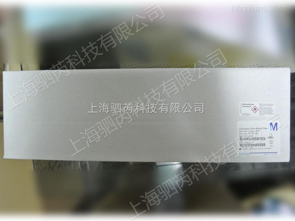 美国Millipore密理博 Immobilon-NC 硝酸纤维素转印膜 NC膜