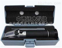 厂家手持式折射仪库号:M219498