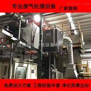遼寧鞍山橡膠車間廢氣處理方案設計