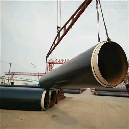 聚氨酯发泡焊接保温钢管价格表
