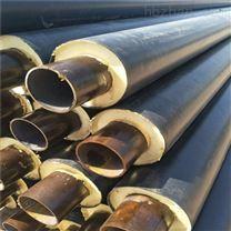 预制聚氨酯保温管,预制直埋保温钢管厂