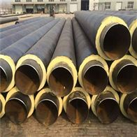 直埋式聚氨酯保温管埋地热水管道河北工程