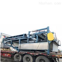 厂家定制污泥脱水带式压滤机