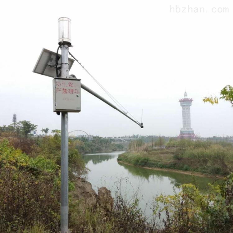 山洪水涝超声波水位预警监测系统