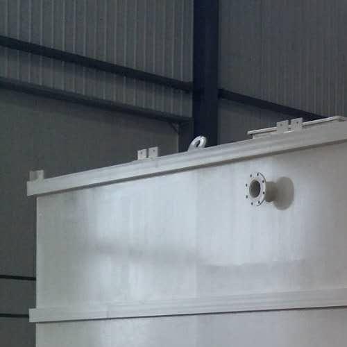 云南普洱生活污水日处理20方一体化设备