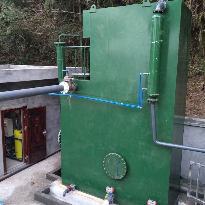 湖南湘潭净水一体化设备