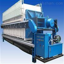 板框式污泥处理压滤机设备检修