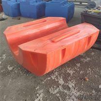 水上耐磨损塑料挖沙浮筒