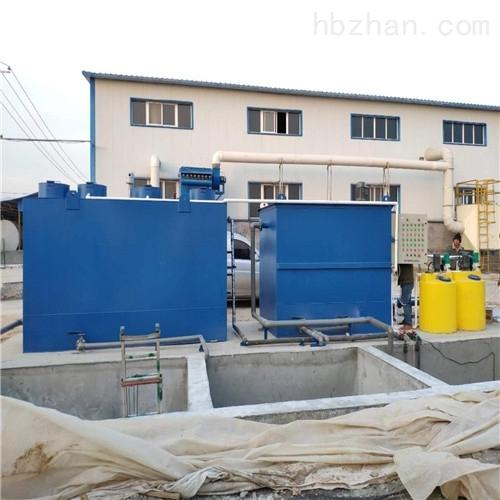 桐城市食品厂废水处理设备报价