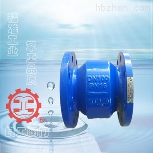 上海良工消声止回阀HC41X