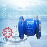 HC41X上海良工消声止回阀HC41X