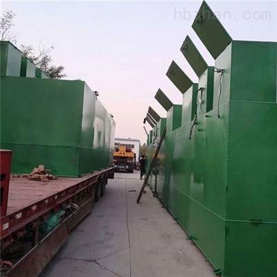 RCYTH宿州屠宰厂废水处理装置技术