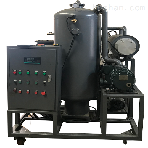 变压器油绝缘油双级真空滤过滤机