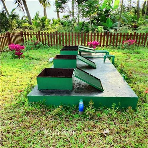 10张床地埋式医院污水处理设备