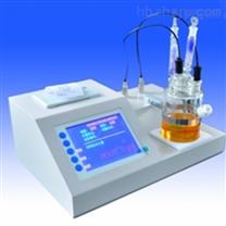 智能卡尔费休微量水分测定仪