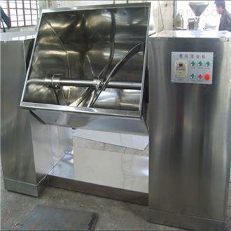 CH粘稠物料高效槽型混合机