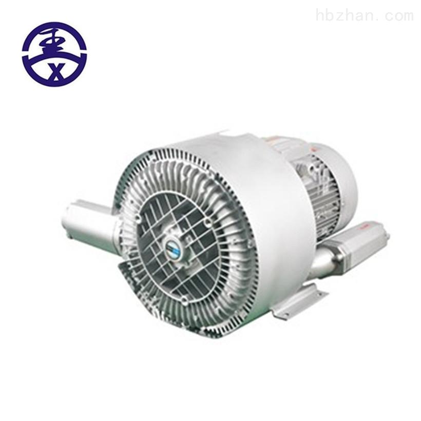 双叶轮5.5KW旋涡高压风机