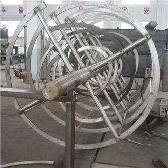 WLDH食品化工专用螺带式混合机