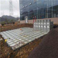 地埋式消防水池有效容积380m3恒压给水设备