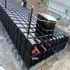 12x6x3抗浮地埋式箱泵