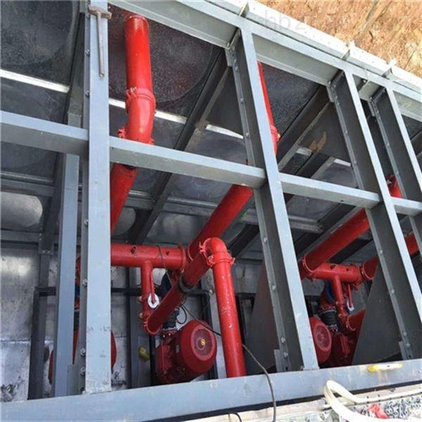 广西桂林容积不小于100m3地埋式消防水池