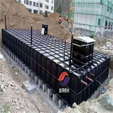 江西上饶450m3地埋式箱泵消防增压给水设备