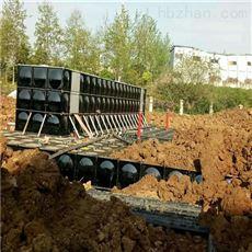 抗浮抗震地埋箱泵一体化