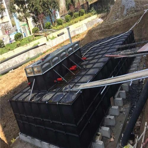 地埋式箱泵一体化的日常维护要素