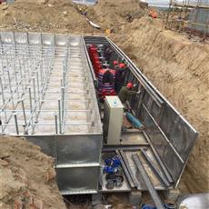 南京江宁700m3抗浮地埋消防水池厂 品优价廉