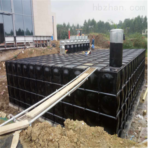 贵阳一体化消防泵房及水箱(地埋式)厂家