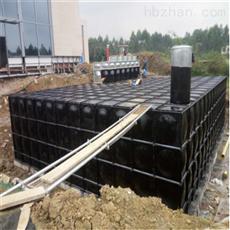 地埋式箱泵一体化增压设备配机械应急启动柜