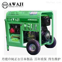 丹鹿200A汽油发电电焊机