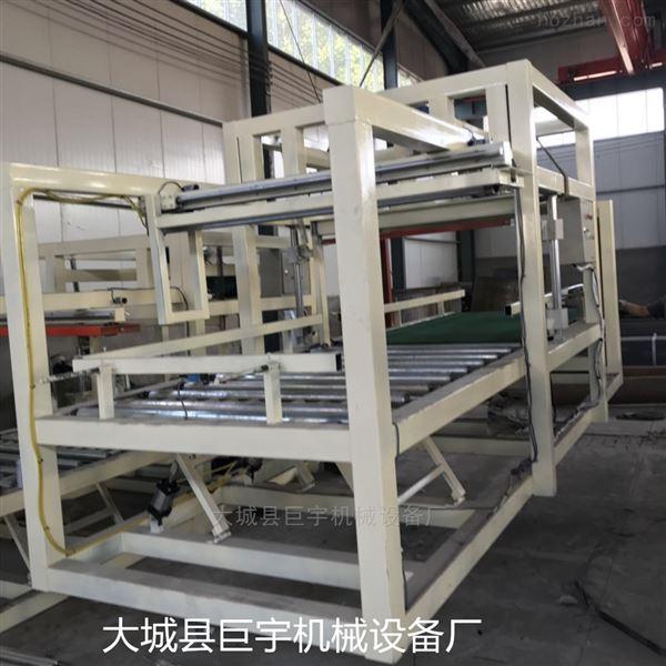压制水泥基匀质板生产线