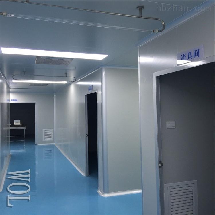 干細胞GMP車間工程建設
