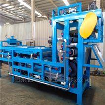 砖厂污泥处理设备 带式压滤机