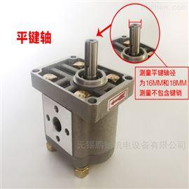 CBN-F314 CBN-F316液压齿轮泵