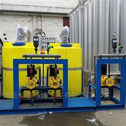 济南市石灰加药装置系统介绍说明