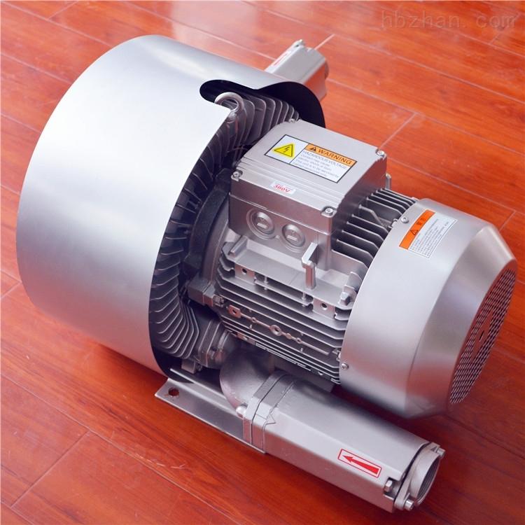 污水曝气专用双段式高压风机