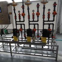加药投加系统次氯酸钠投加装置