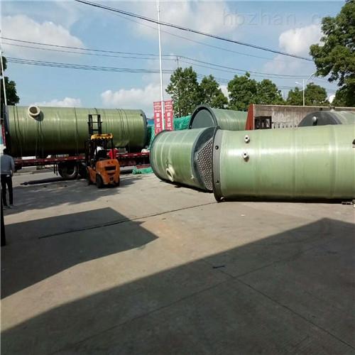 一体化污水提升泵站是水环境治理的理想设备