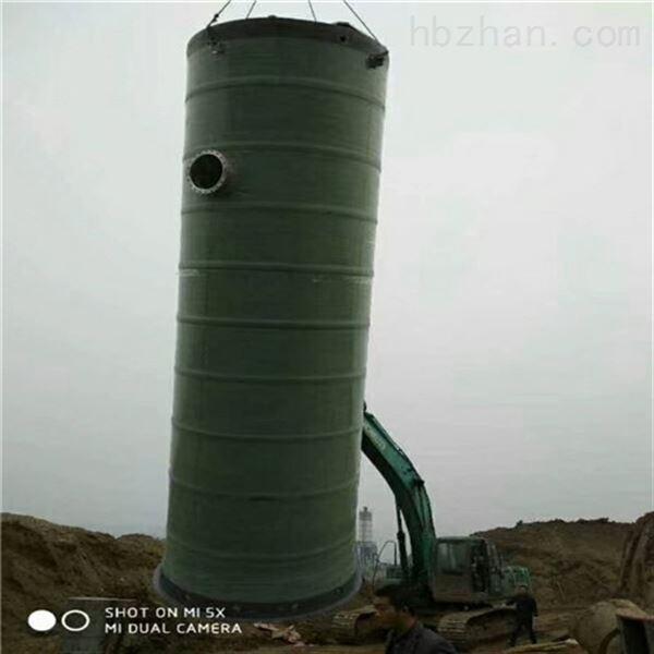 河南直径3米高5.5米污水一体化泵站合理报价