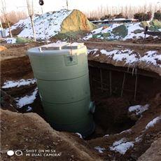 绵阳2*9m一体化污水提升泵站占据市场