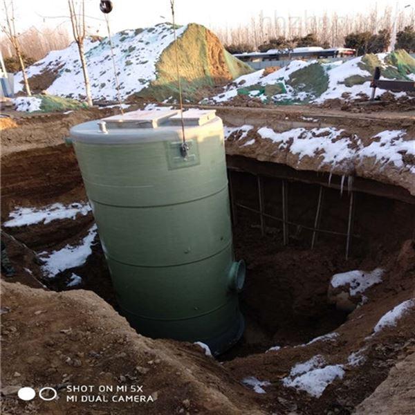 江西宜春一体化雨水泵站厂家