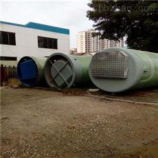河北遵化玻璃钢一体化预制泵站详细介绍