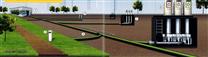 气动管道垃圾收集处理系统